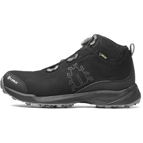 Icebug Detour BUGrip GTX Shoes Men carbon/black